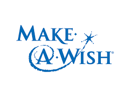 A logo for the Make A Wish Foundation.