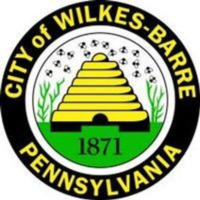 A client of a fireworks company, the logo of Wilkes Barre Pennsylvania is shown.